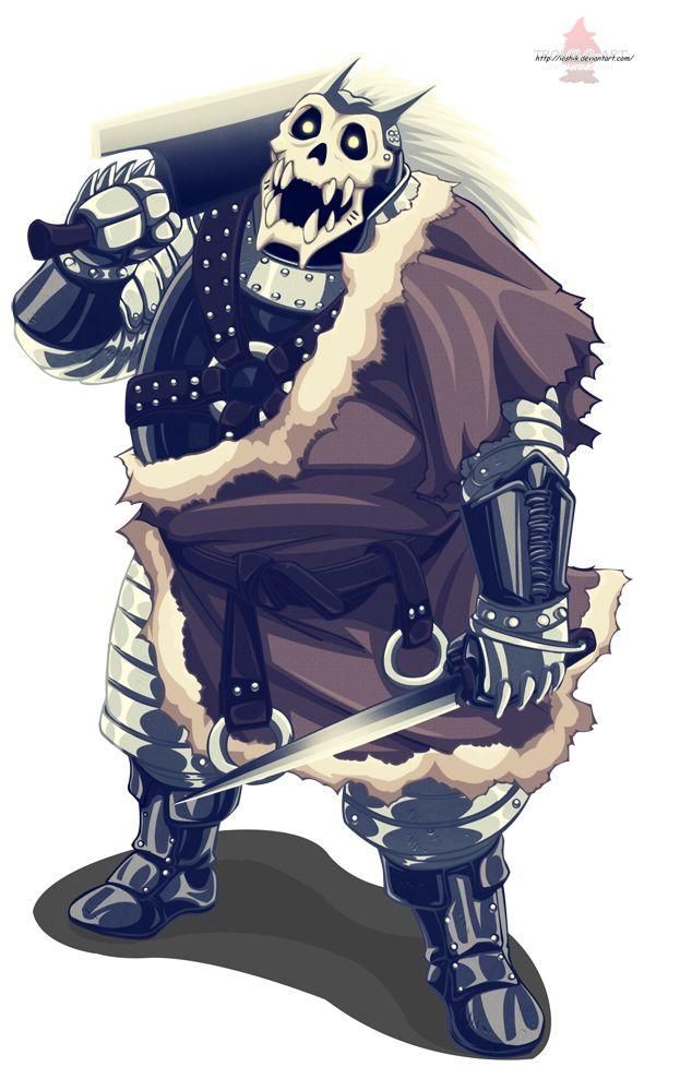Barry the Chopper | Fullmetal Alchemist by ioshik on deviantART #anime