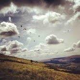 Paragliding Yorkshire  #NationalTrust #paragliding #yorkshire