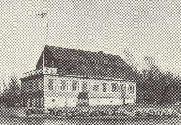 Iso Pässi 1925-1958