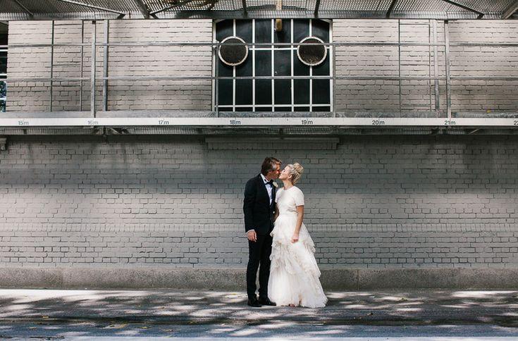 Bryllup fra Malmö av Lina Arvidsson