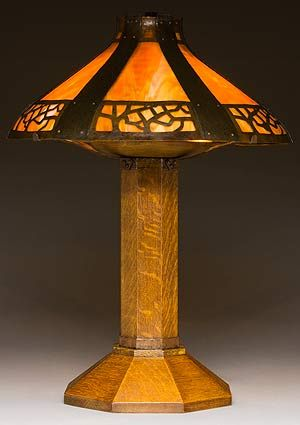 Wooden Mission Lamp Plans Woodworking Projects Amp Plans