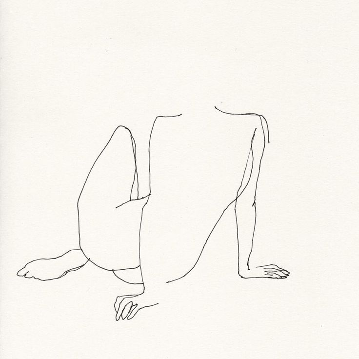 """Woman sitting"" by Frédéric Forest"