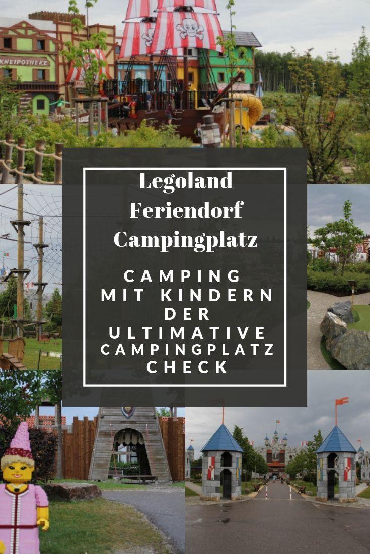 Camping Mit Kindern Im Legoland Feriendorf Der Ultimative Check Camping Mit Kindern Legoland Feriendorf Deutschland