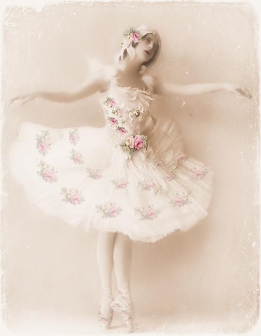 коллекция картинки для декупажа балерины винтаж далеко