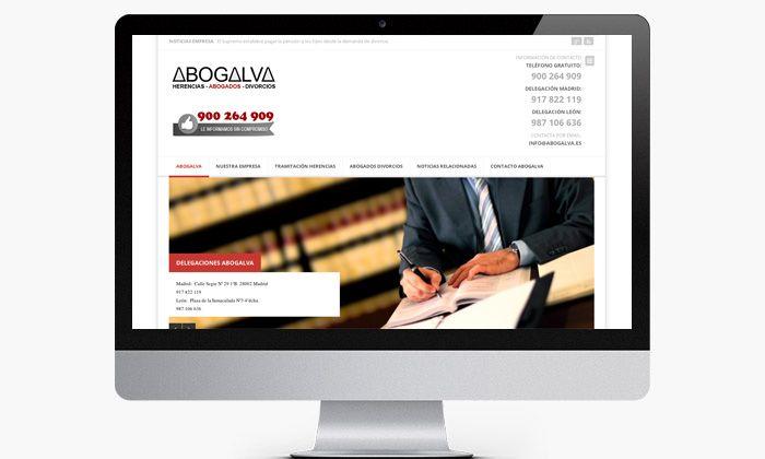 http://www.basicum.es/portfolio-item/diseno-web-abogados-abogalva/ Diseño web para abogados creado por Basicum.es
