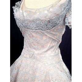 50's Dresses-Vintage Wedding Dress - Photo: Vintage Bridesmaid Dresses, Wedding Dressses, Wedding Dresses Photos, 50S Wedding Dresses, Vintage Weddings, Vintage Dresses, Vintage Wedding Dresses, Dresses Vintage Wedding, 50 S Dresses Vintage