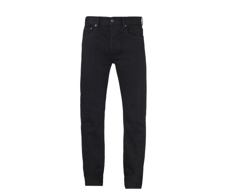 Stone Island Slim Fit Jeans - Black