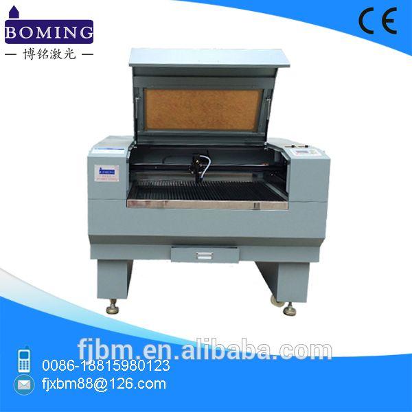 Myanmar exclusive distributor bangkok fabric 9060 100w mdf die board plywood CO2 laser cutting machine price