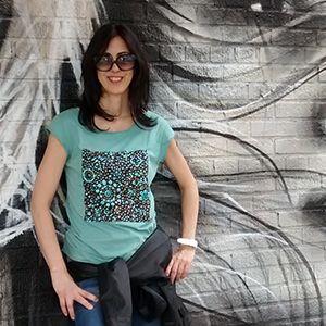 New York. Street Art. E il colore della t-shirt DO NOT IRON, acquistata su www.donotiron.it #donotiron #tshirt #uniquepiece