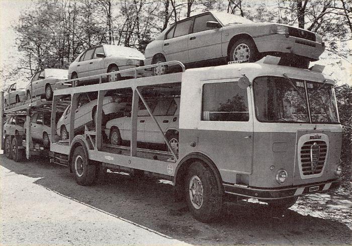 Alfa Romeo Mille Car Truck #alfa #alfaromeo #italiandesign