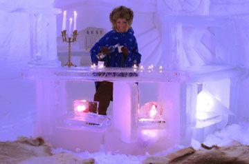 Ice hotels: Snow hotel in Kirkenes, Norway | Fjord Travel Norway