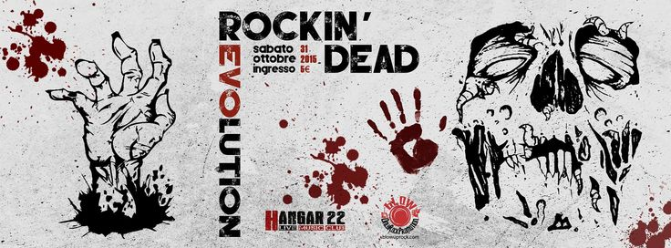Rock Revolution - Halloween