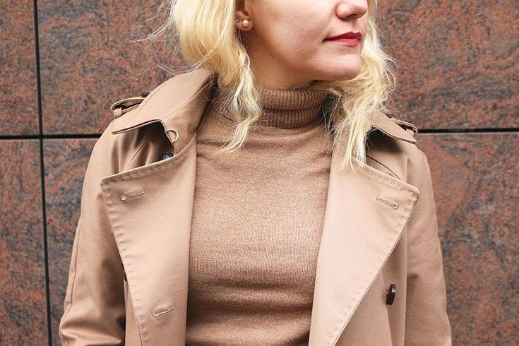 Как и с чем носить водолазку - стильные заметки блог о стиле и моде