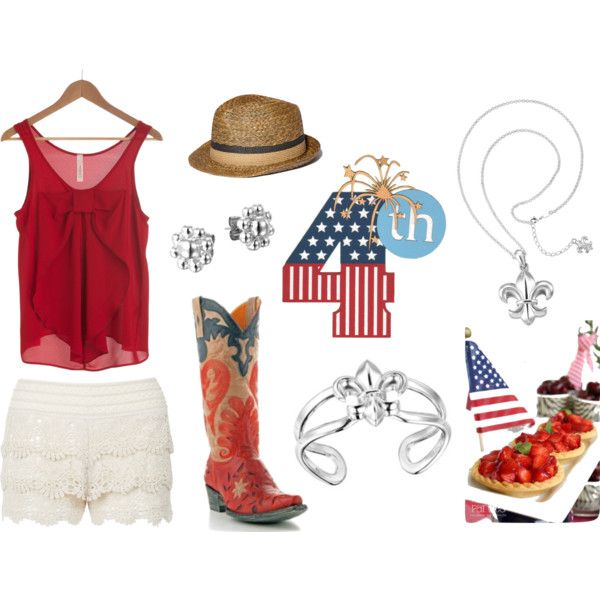 """""""Share your """"Stars and Stripes"""" with the fabulous designs of Arthur Court Jewelry"""" by arthur-court-jewelry on Polyvore"""