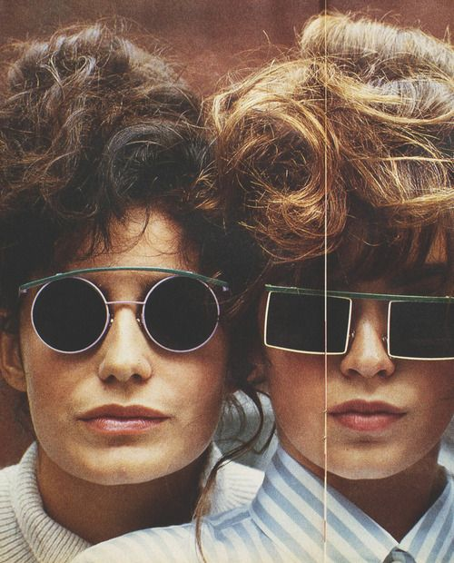 made in america for lei magazine july 1987 Sunglasses