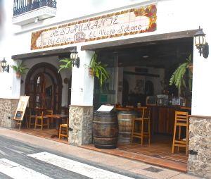 The old Cellar, Tapas Bar, Nerja