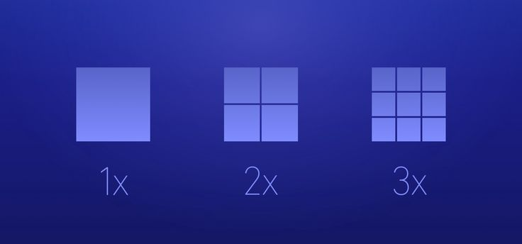 Pixel Density, Demystified How pixel density works and how it affects your designs.