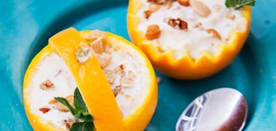 Sinaasappelmandje