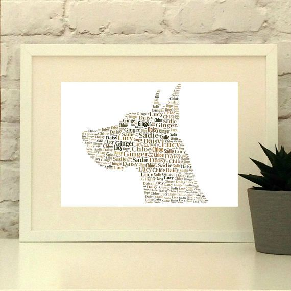 Great Dane Art Print Dog Wall Art Great Dane Gift Great