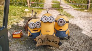 Streaming Movie Online: Minions Full Movie