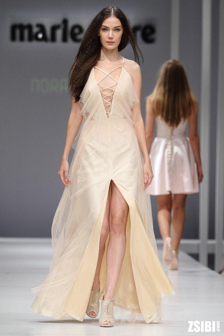 Nora Sarman / Dress Bounty / Marie Claire Fashion Days
