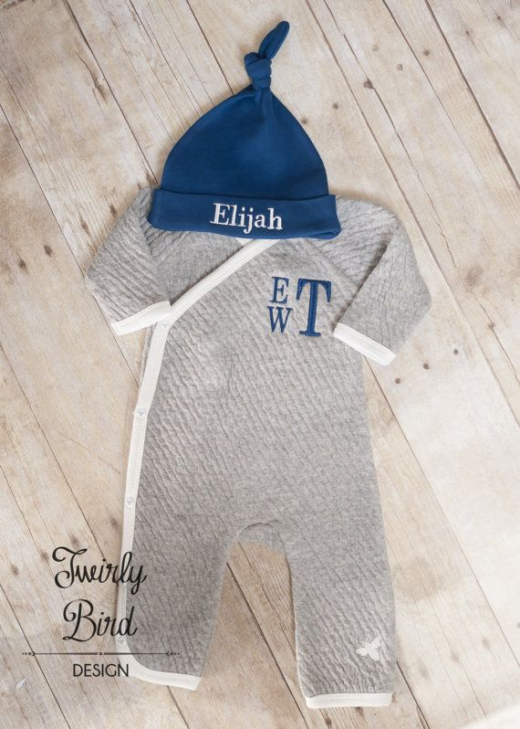 0d41ff09048e Coming Home Outfit Boy- Take Home Outfit Newborn Boy- Baby Shower ...