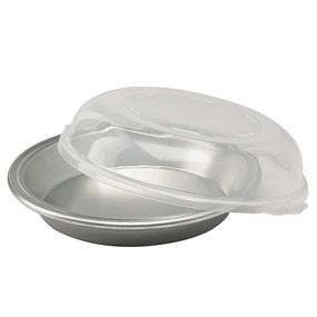 """Shop CHEFS Natural Bakeware Pie Pan with Dome Lid at CHEFS. $19.95 10"""""""