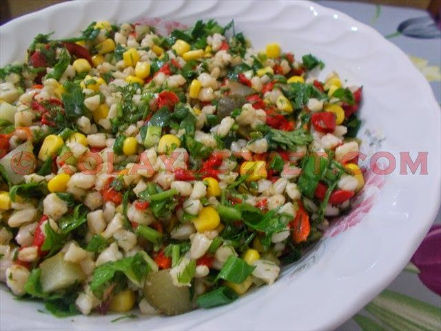 buğday-salatası