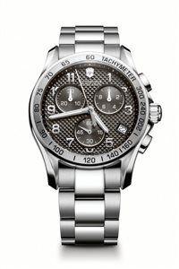 Pánske Hodinky Chrono Classic 241405 Swiss-made quartzový strojček ETA G10.211, Presnosť merania chronografu až 1/10 sekundy, tachymeter, priemer: ø 41 mm