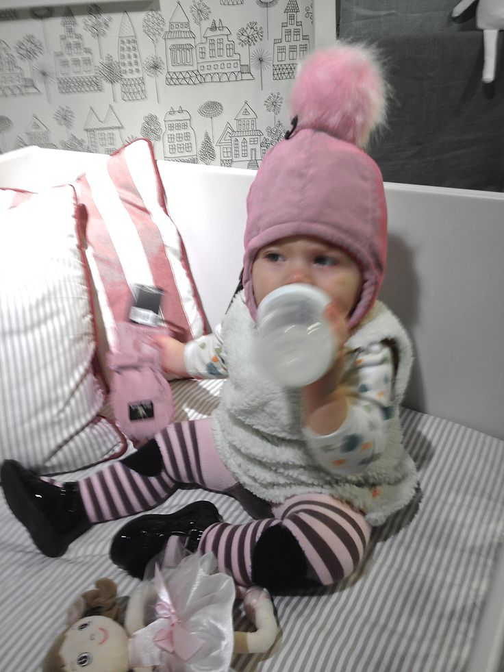 #babybal at #biscuitstore looks comfortable on sitting on our bed..