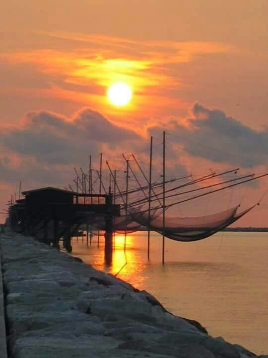 Delta del Po-Sottomarina, Veneto