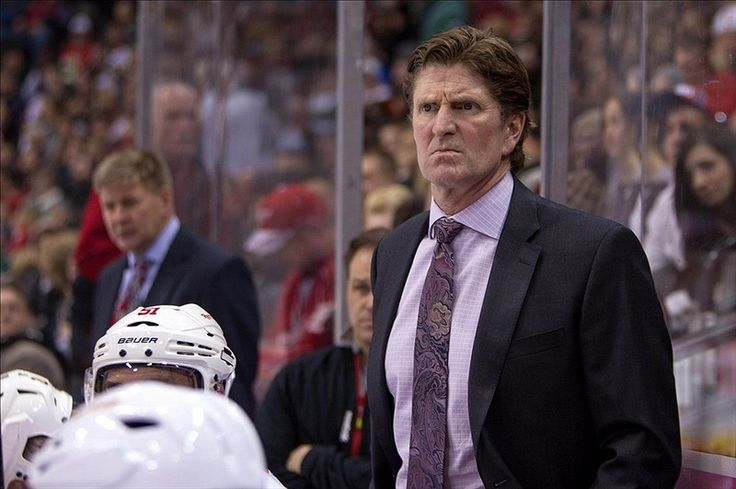 Red Wings Coach Mike Babcock Doesn't Hold Back in Radio Interview - http://thehockeywriters.com/red-wings-coach-mike-babcock-doesnt-hold-back-in-radio-interview/