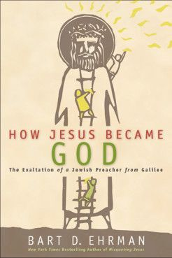 Was Jesus divine? Publisher hedges bets with Bart Ehrman's new book