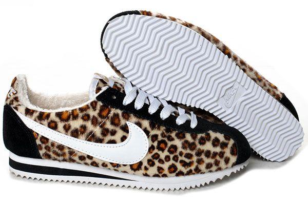 Creative NIKE WMNS FREE TR FIT 3 PINK LEOPARD PRINT STEALTH BLACK Cheetah Run