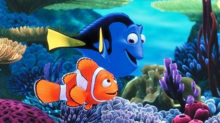 Dory and Marlin: Finding Nemo