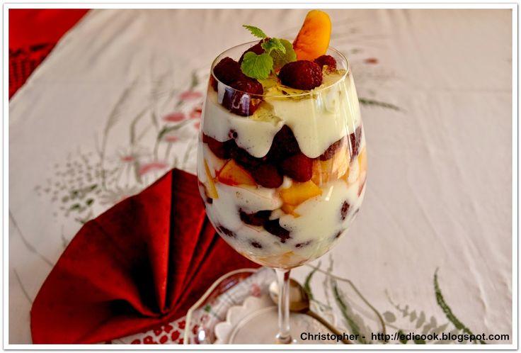 Kulinarny karnet Christophera: Maliny w jogurtowej piance cytrynowej Raspberries in yogurt lemon foam http://edicook.blogspot.com/2014/09/maliny-w-jogurtowej-piance-cytrynowej.html
