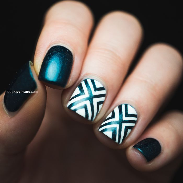 25+ unique Teal nail designs ideas on Pinterest | Pretty nail designs,  Pretty nails and Fun nail designs - 25+ Unique Teal Nail Designs Ideas On Pinterest Pretty Nail