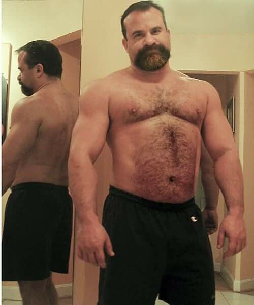 hot hairy bears