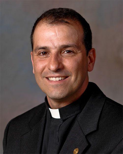 Paulist Fr. Eric Andrews