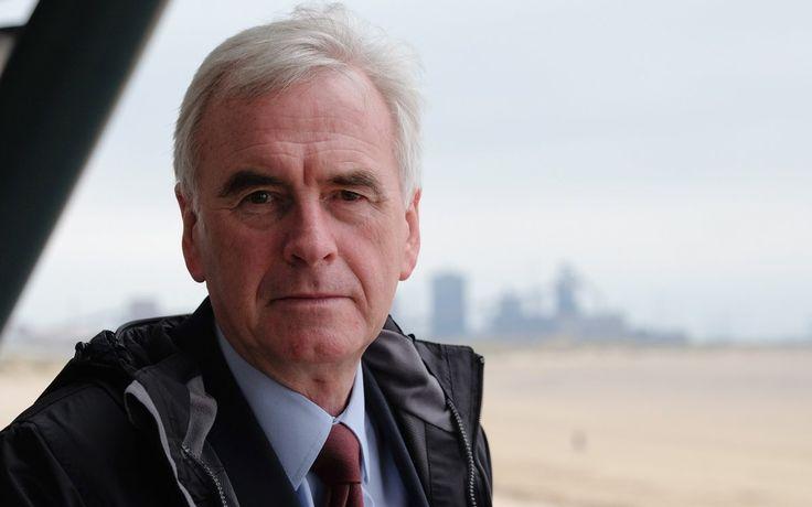 John McDonnell MP (@johnmcdonnellMP) | Twitter
