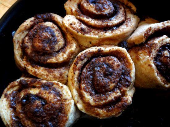 Recept: Heerlijke Cinnamon Rolls - Blij Zonder Suiker