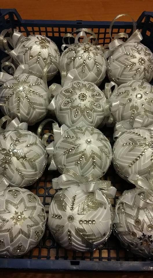 Quilt Ornaments