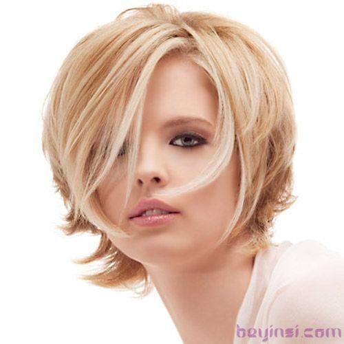 Bayanlar İçin Saç Kesimleri  Saçlarınızı istediğiniz tarzda kestirebiliyorsanız, bu güne başladığınızda size kendinizi daha iyi hissettirecek. İlgi çekici bir saça sahipseniz arkad