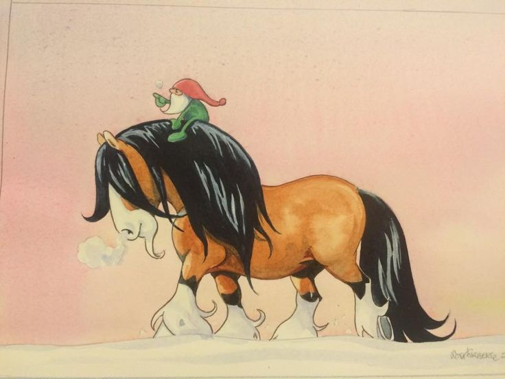 Pin by Margita Lovén on Lena Furberg | Horse drawings ...