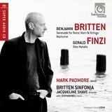 Benjamin Britten: Serenade for Tenor, Horn & Strings [Super Audio Hybrid CD]