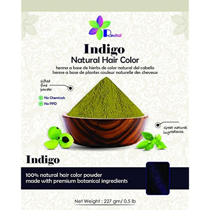 Revital - 100% Pure Natural Organically Grown Indigo Powder ( 0.5 lb ), Pure Indigo Hair Dye, Vegetable Powder Dye, Pure Indigo Powder, Chemicals Free Hair Color (0.5 LB, Indigo) *** More info could be found at the image url. (This is an affiliate link and I receive a commission for the sales)