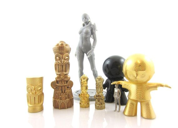 Print your 3D model with our online 3D printing service and choose from 90+ materials.