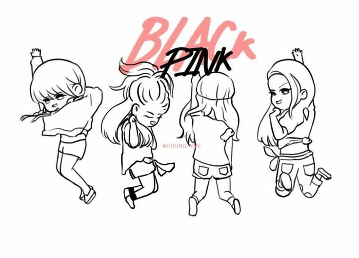 Blackpink Fanart