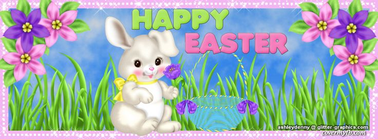 Happy Easter Facebook Covers, Happy Easter FB Covers, Happy Easter Facebook Timeline Covers, Happy Easter Facebook Cover Images