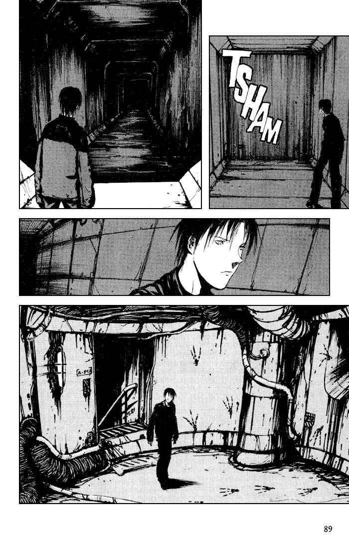Read Manga Online Free - BLAME - Chapter 010.001 - Page 14